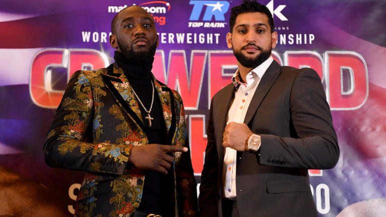 Terence Crawford vs. Amir Khan fight card, odds, undercard, date, start time, location