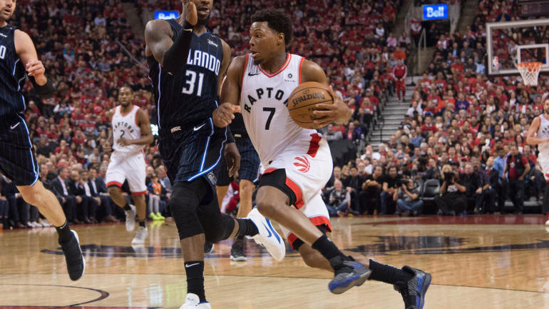 1ff75248b NBA Playoffs 2019  Kyle Lowry bounced back in big way for Raptors in Game 2  vs. Magic