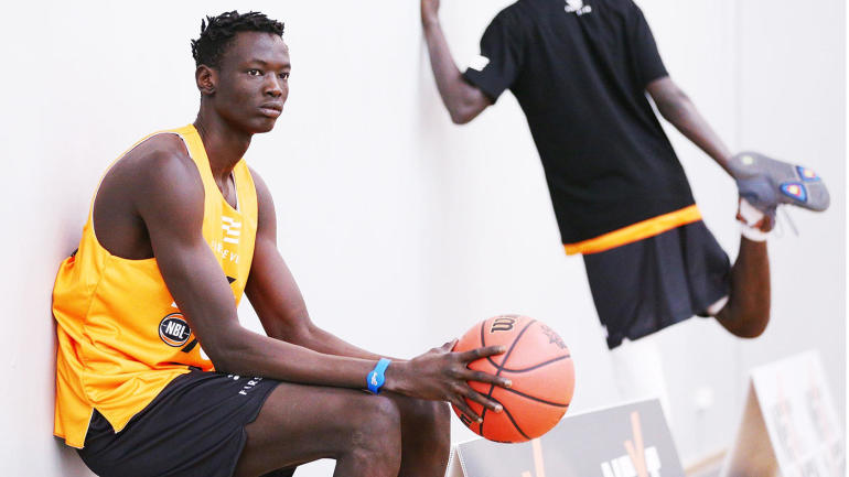 How Oklahoma found and signed a 6-9 recruit with NBA potential who was playing in Australia