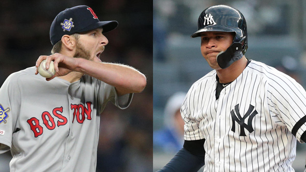 fe03e7f8b26c Red Sox vs. Yankees: Examining which struggling AL East juggernaut is in  deeper trouble - CBSSports.com