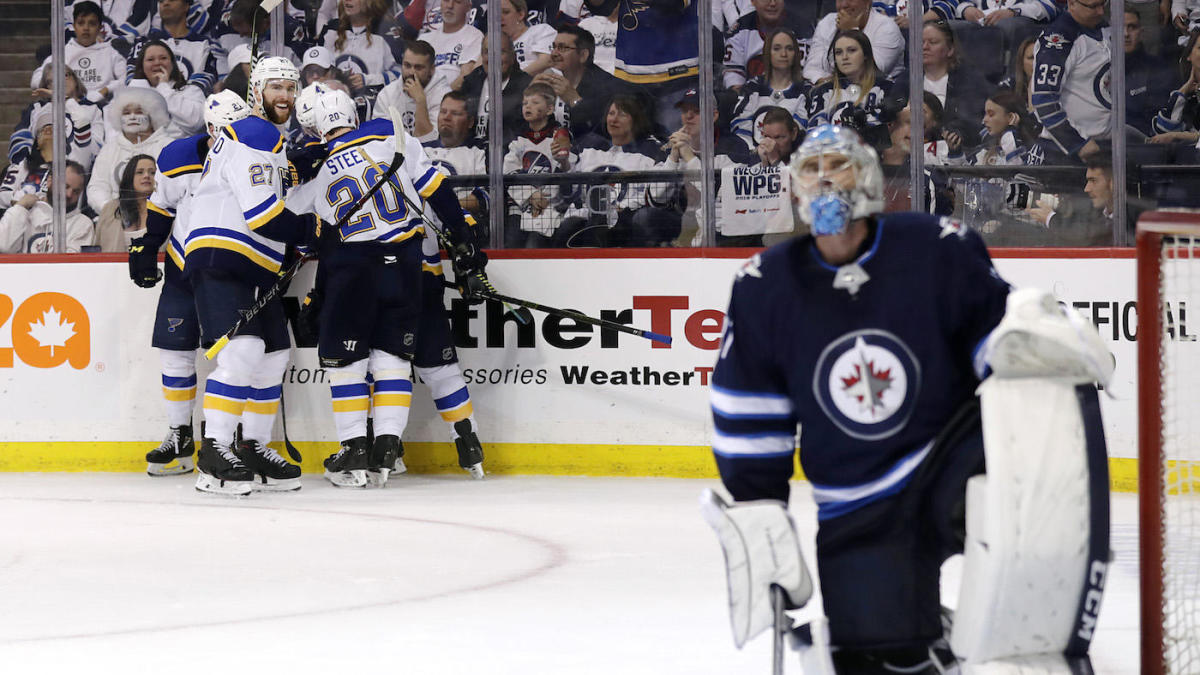 Stanley Cup Playoffs results: Hurricanes pull even with Capitals
