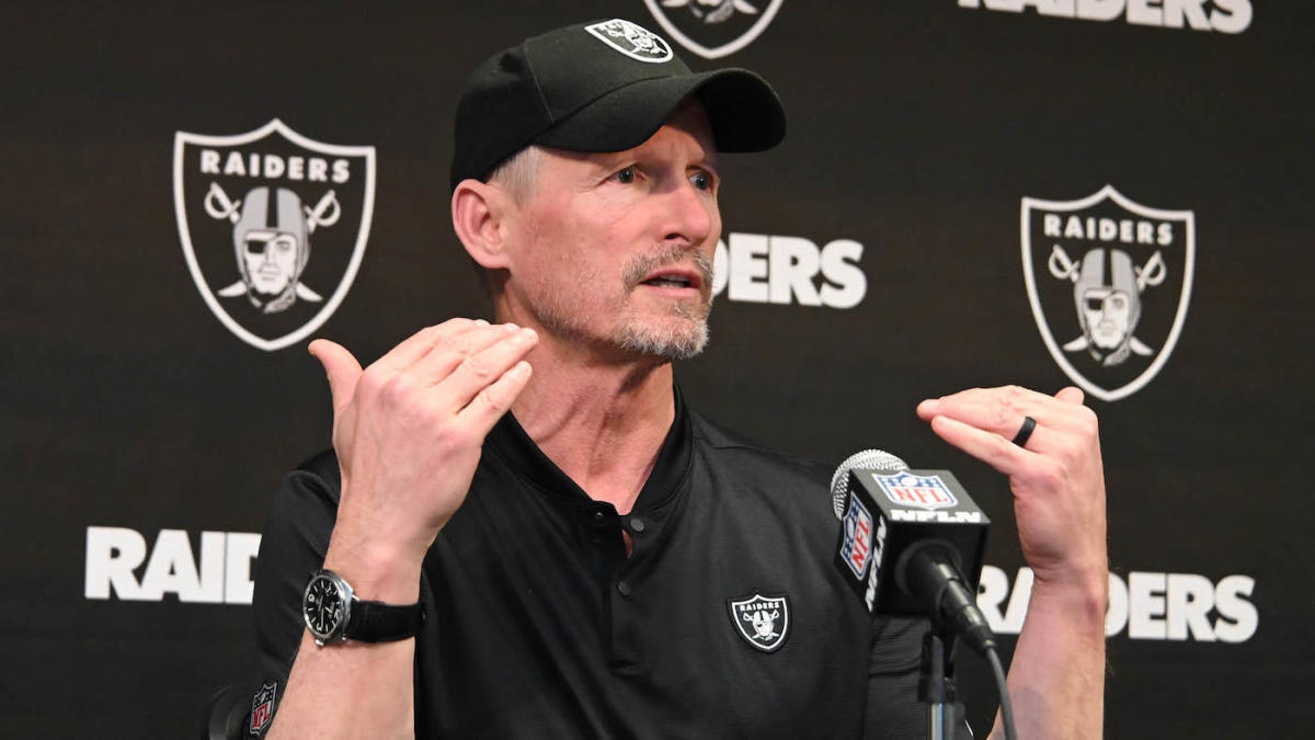 GM Mike Mayock believes Raiders are in a unique position to lure free agents