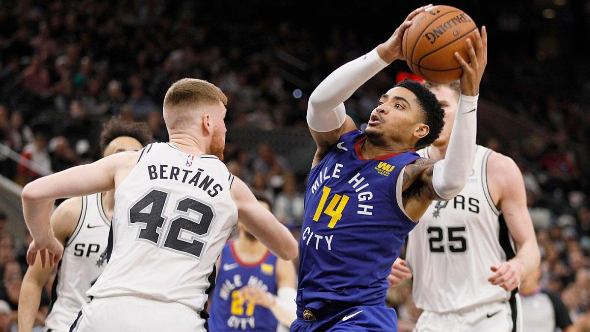 Spurs vs. Nuggets Game 7 score: Denver survives furious