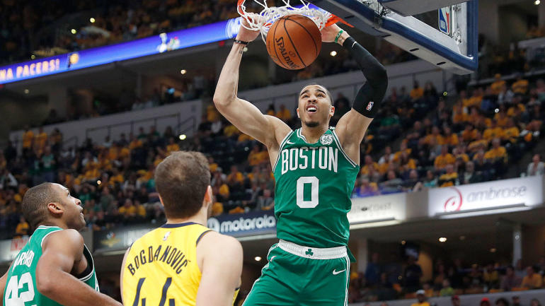 NBA Playoffs 2019: Celtics sweep resilient Pacers, advance into second round for likely series against ...