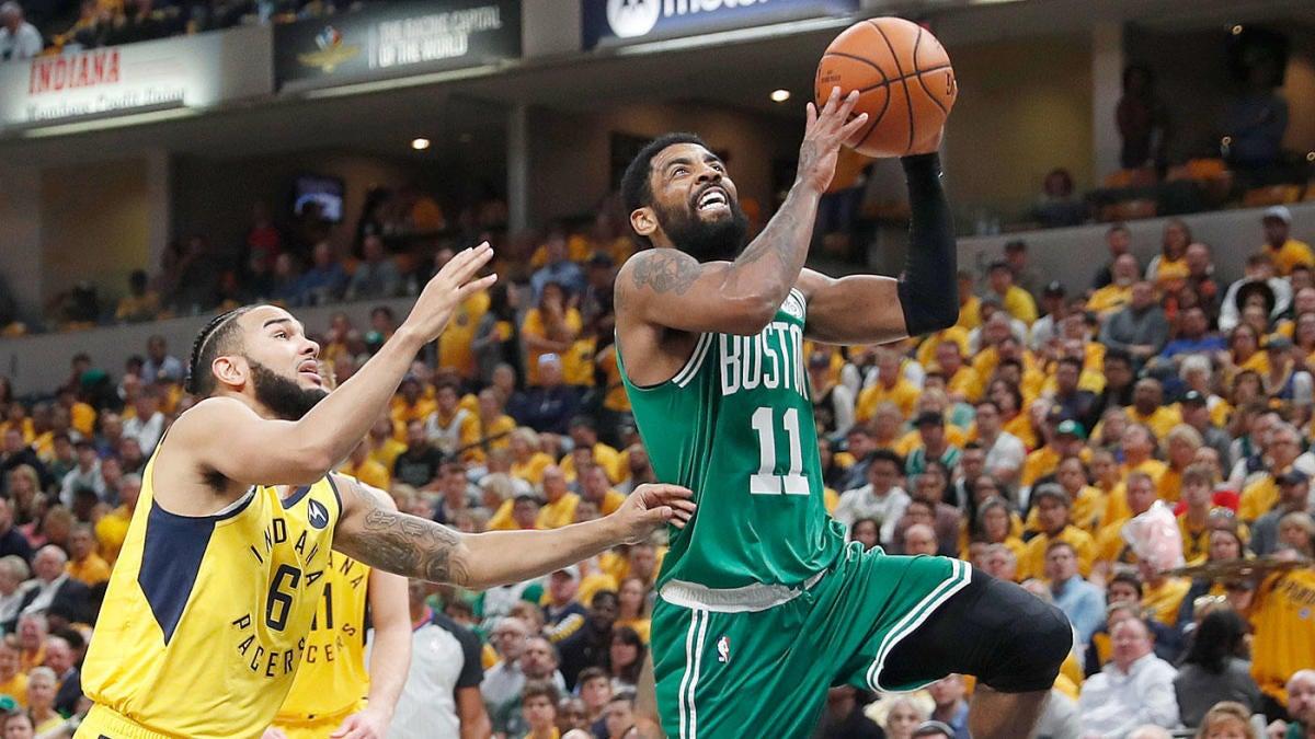 2019 NBA Playoffs Celtics Vs. Pacers First-round Series