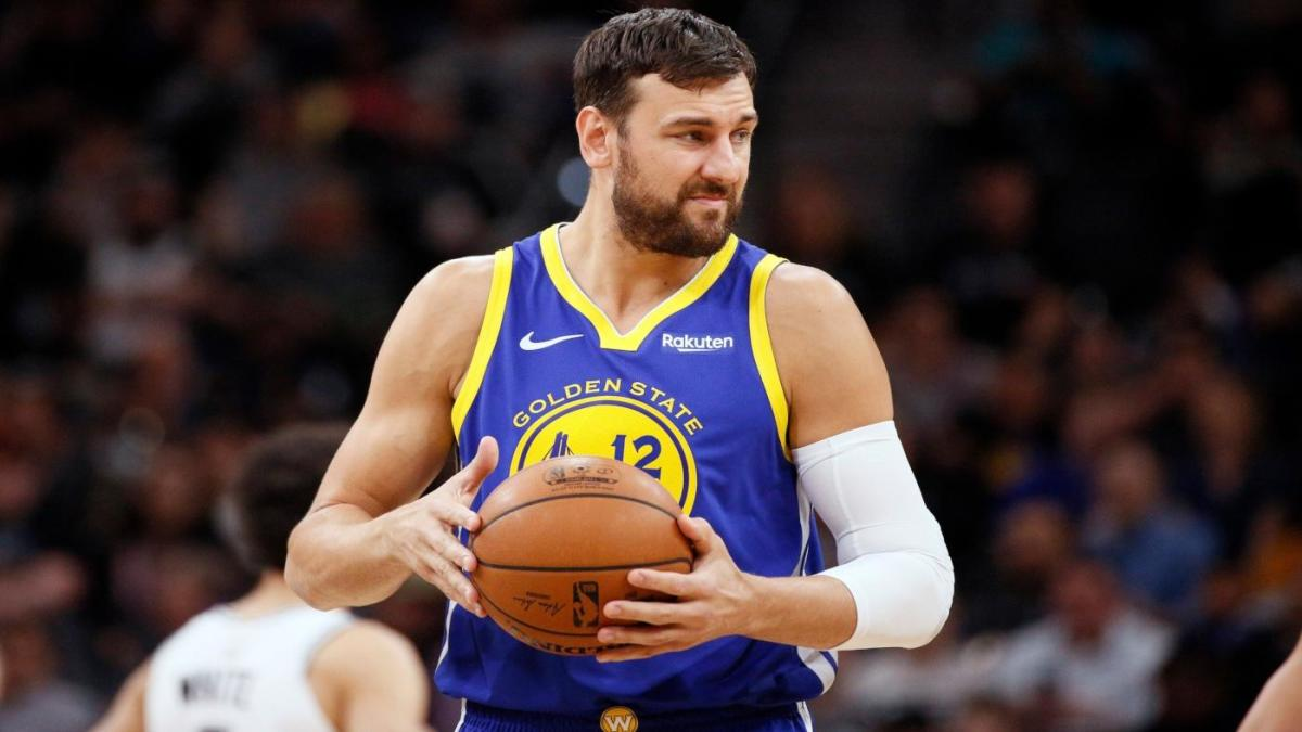 Andrew Bogut Fundamentally Changed The Warriors Yet He S The Name We Always Leave Out Of Dynastic Discussions Cbssports Com
