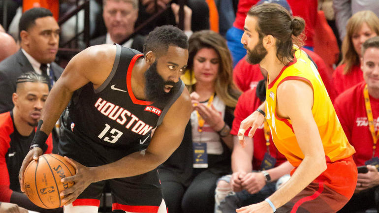 f223abcd982f NBA Playoffs 2019  Rockets survive James Harden s historically bad shooting  night