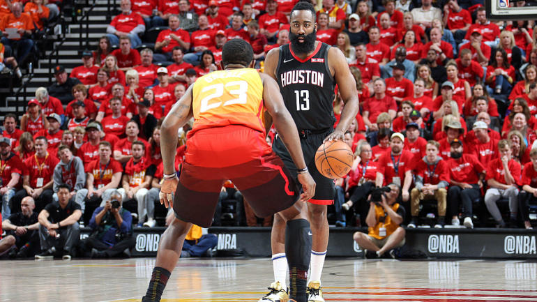80604319f164 James Harden s historically bad shooting night says more about the Rockets  than any of his outbursts