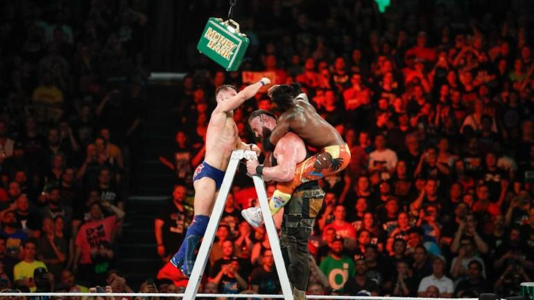 2019 wwe money in the bank matches  card  date