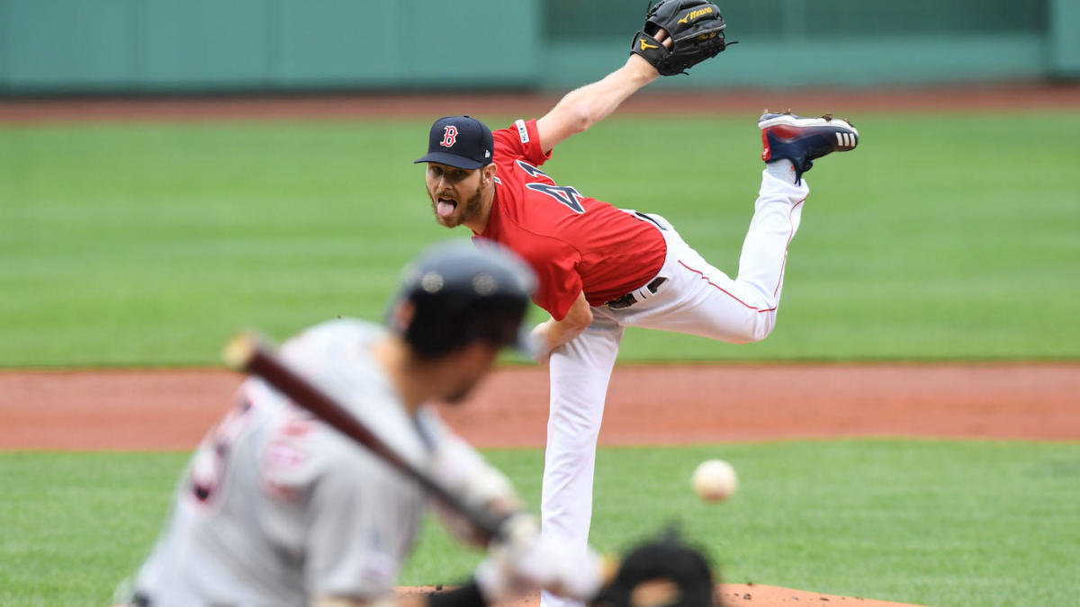MLB schedule, scores: Tigers sweep doubleheader over Red Sox; Brewers' road struggles continue