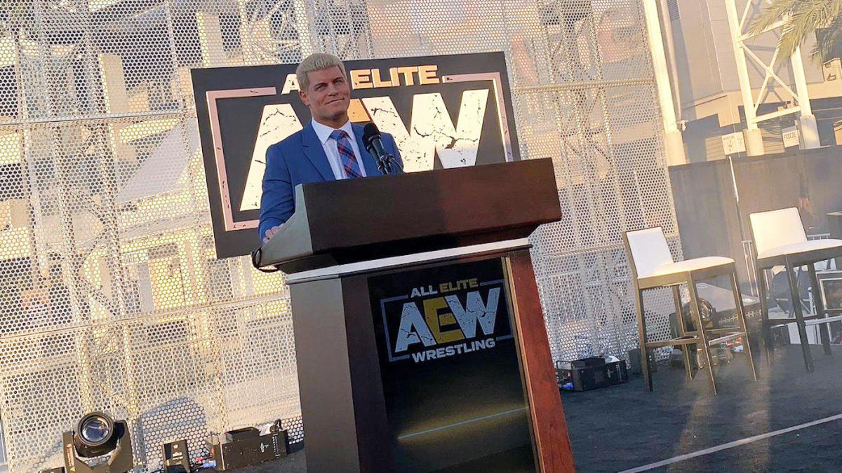 AEW TV deal: Weekly show to air live on TNT with Turner also