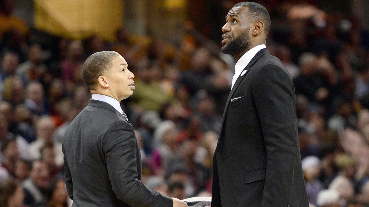 dbccdf894c2 Lakers' coaching search now focused on Ty Lue, but does he make sense for  anyone but LeBron James? - CBSSports.com