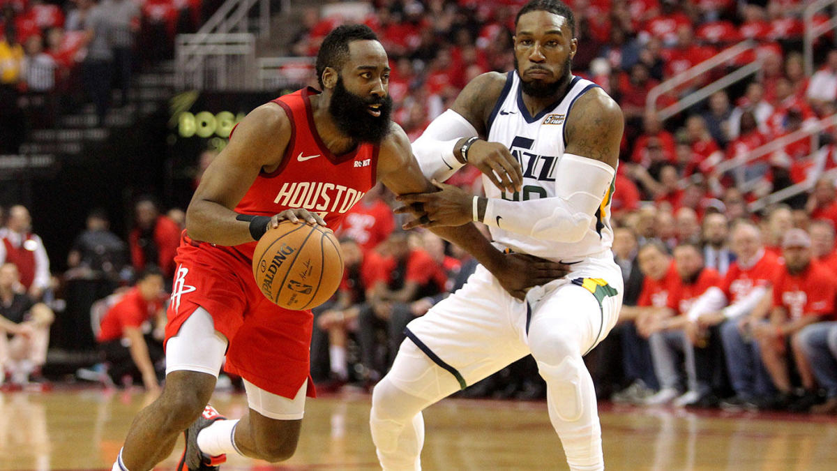 Rockets' James Harden withdraws from playing for United States national team in FIBA World Cup, per report