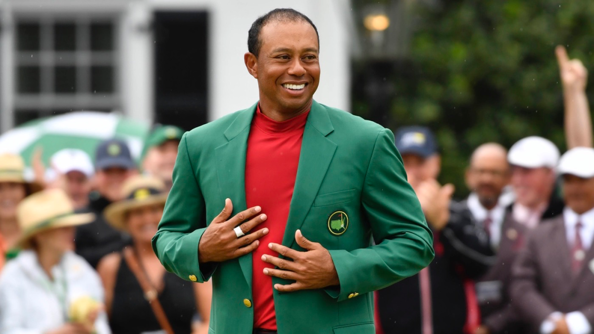 LOOK: Tiger Woods fan gets giant mural tattoo after 2019 Masters victory