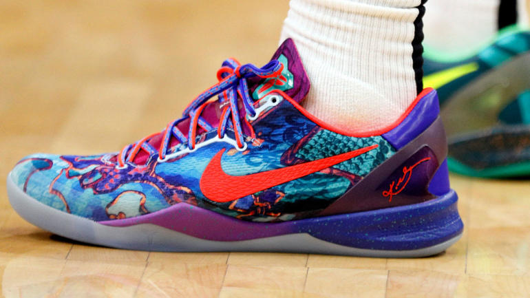 dcd29c97788 NBA Playoffs Sneaker Power Rankings  Kyrie Irving