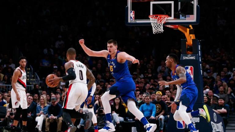 2019 NBA Playoffs: Nuggets Vs. Trail Blazers Series
