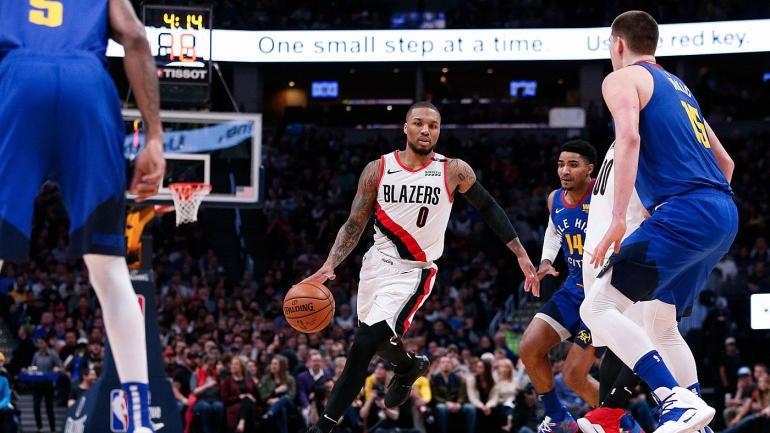 NBA Playoffs 2019: Watch Trailer Blazers vs Nuggets game 1