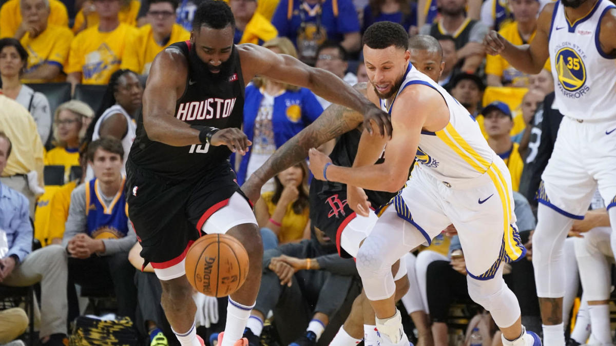 NBA Playoffs 2019: Warriors win ugly Game 1 over Rockets ...