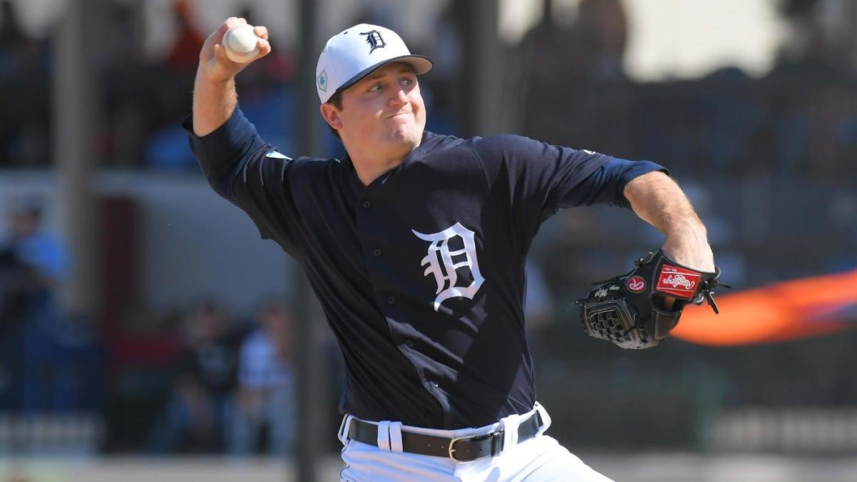 Resultado de imagen para Casey Mize, Detroit Tigers