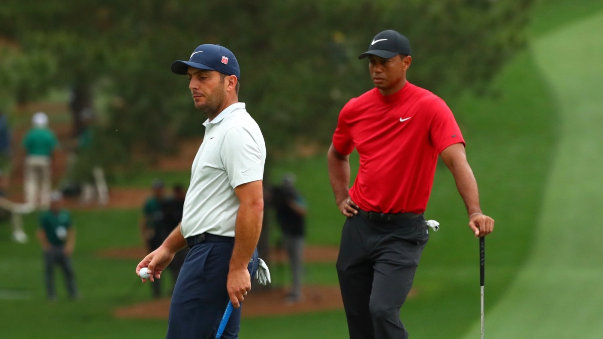 2019 PGA Championship: Tiger Woods grouped with Brooks Koepka, Francesco Molinari at Bethpage Black