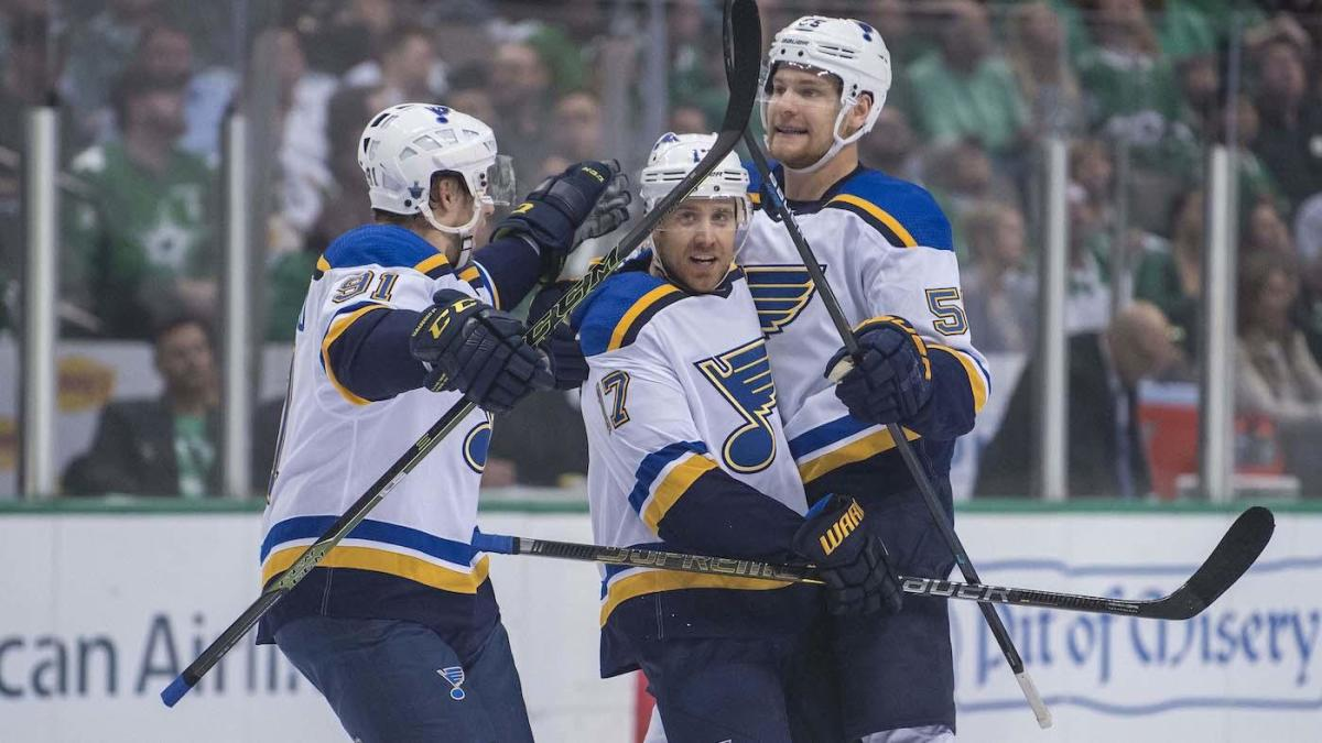Stanley Cup Playoffs results: Blues stay unbeaten on the road with win over Stars