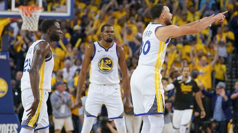 863ce007b34 2019 NBA Playoffs  Watch Warriors vs. Rockets Game 2