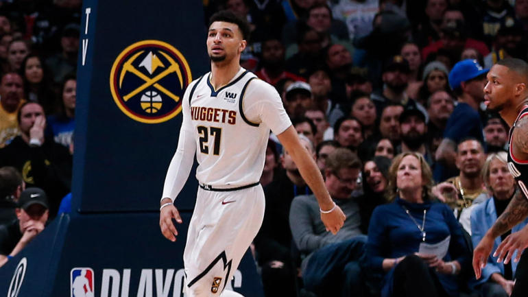 3dd3d1000c62 NBA Playoffs 2019  Nuggets vs. Trail Blazers series schedule