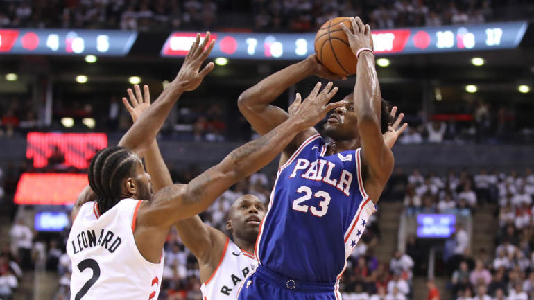 2019 NBA Playoffs: Watch Raptors vs  76ers Game 3, TV