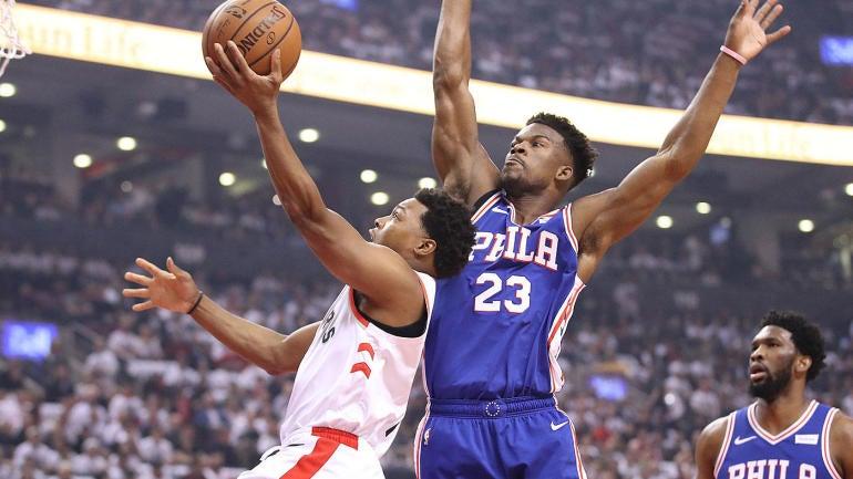 dd5e3488650 2019 NBA playoffs second-round picks  Warriors