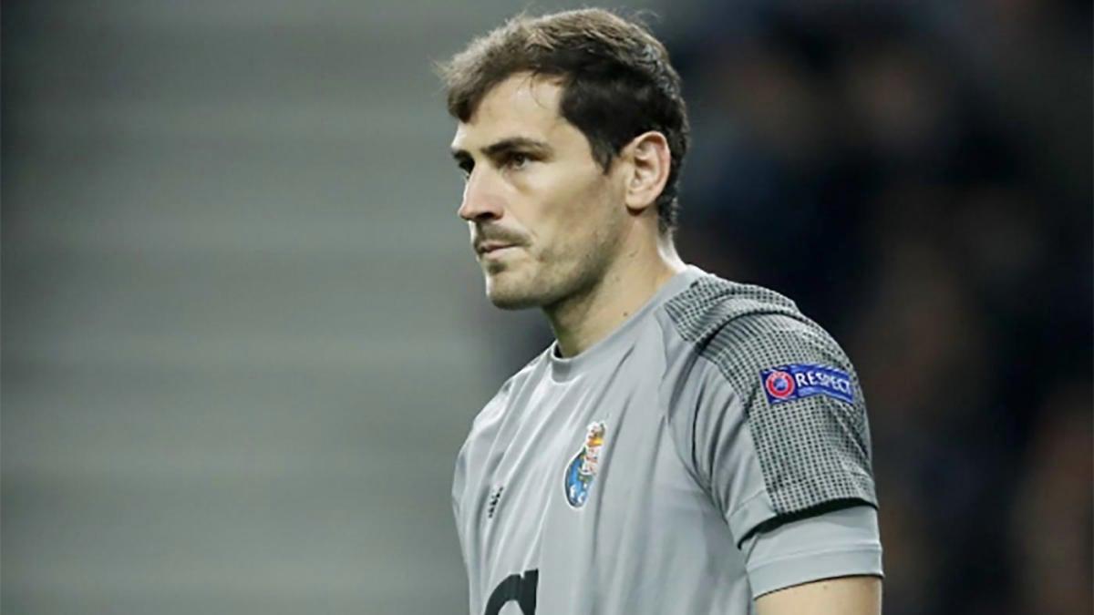 Iker Casillas - Wikipedia   Iker Casillas