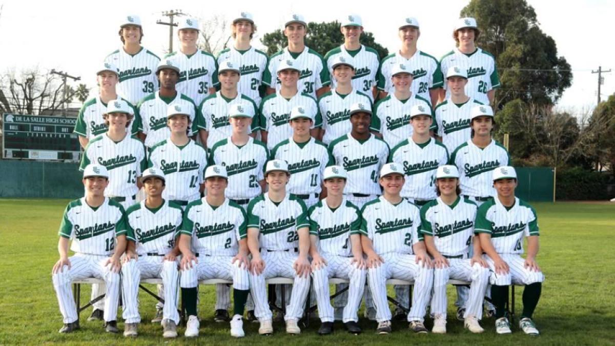 High School Baseball How To Watch No 12 De La Salle Vs California On Cbs Sports Digital Cbssports Com