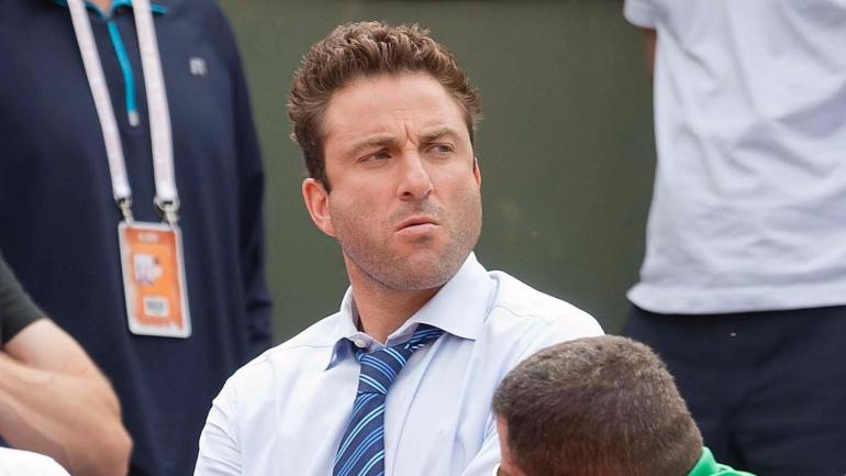Justin Gimelstob steps down from ATP board following assault sentencing