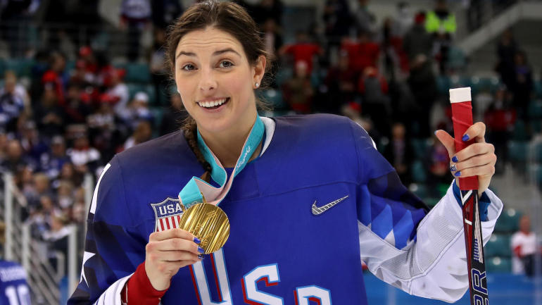Hilary Knight, Marie-Philip Poulin, other top women's hockey players to boycott upcoming pro season