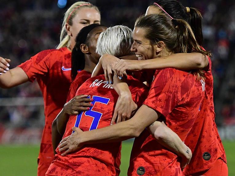 ee711a5d561 Soccer  International Friendly Women s Soccer-Australia at USA ...