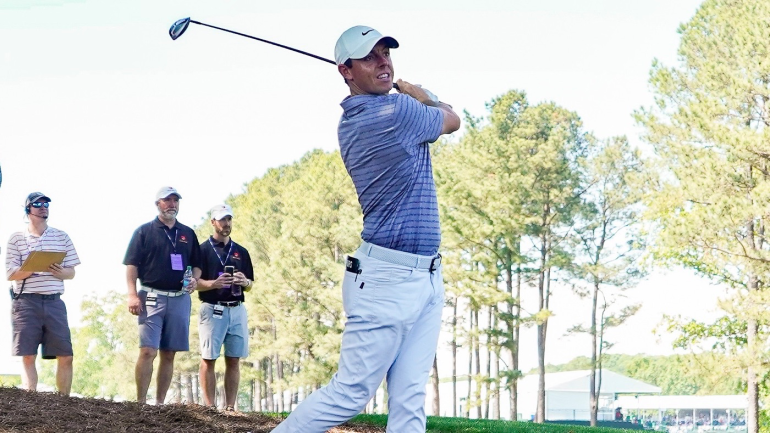 2019 Wells Fargo Championship: Rory McIlroy grabs share of lead after Round 1 at Quail Hollow