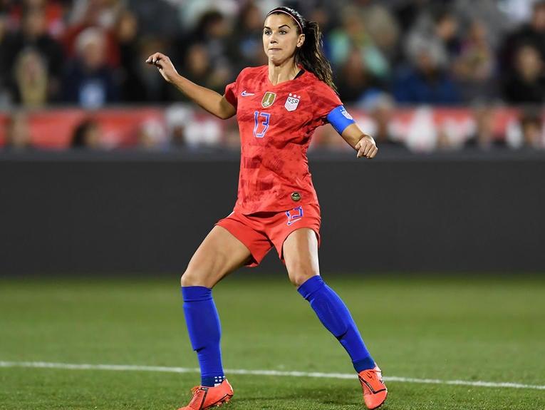 Meet your 2019 USA Women's World Cup team - CBSSports com