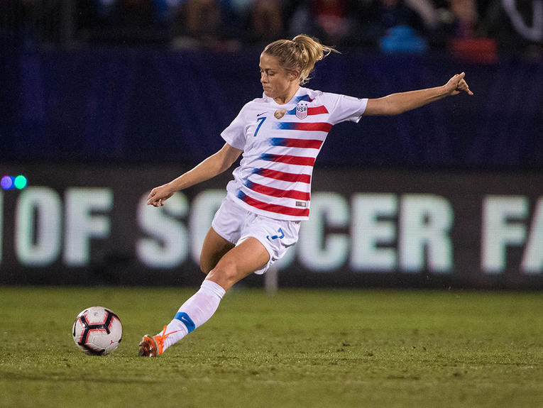 Meet your 2019 USA Women's World Cup team - CBSSports com