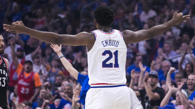 Up to date | 2019 NBA Playoffs: Watch Raptors vs  76ers Game