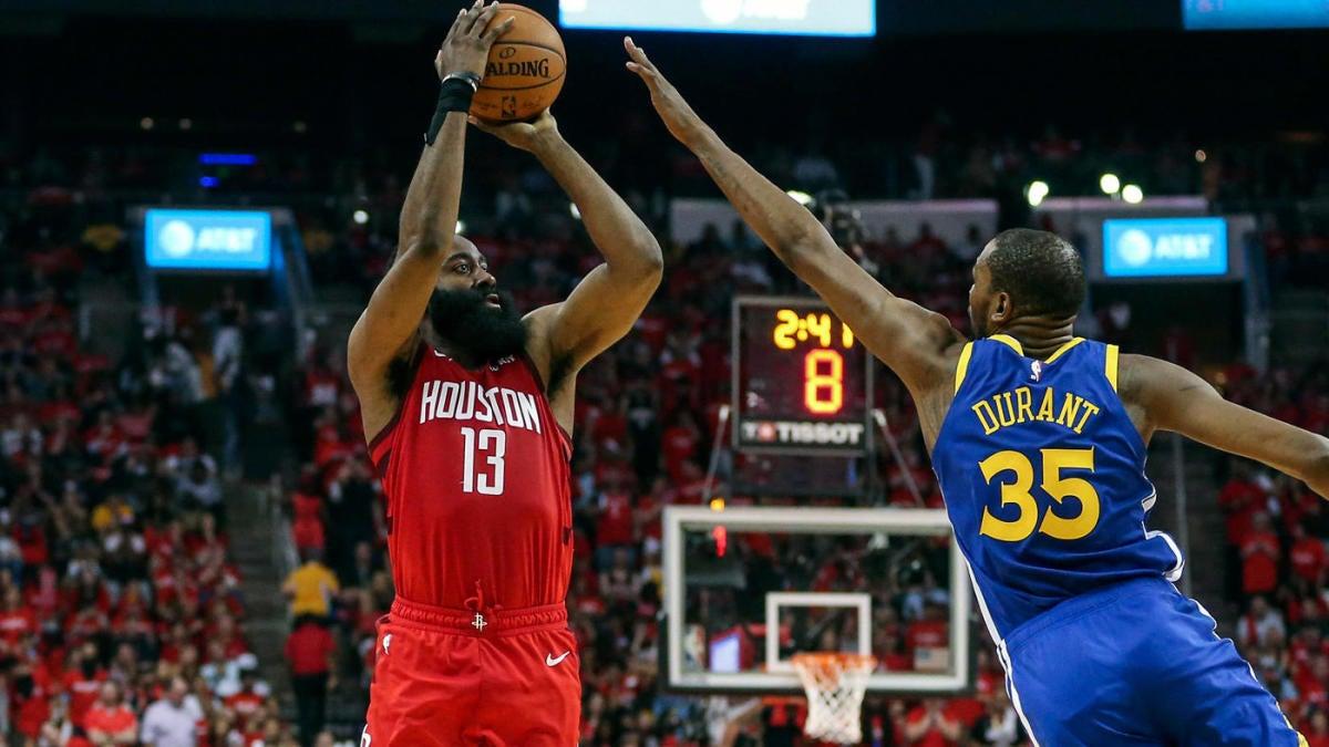 92d8d235d90d Warriors vs. Rockets Game 3 score