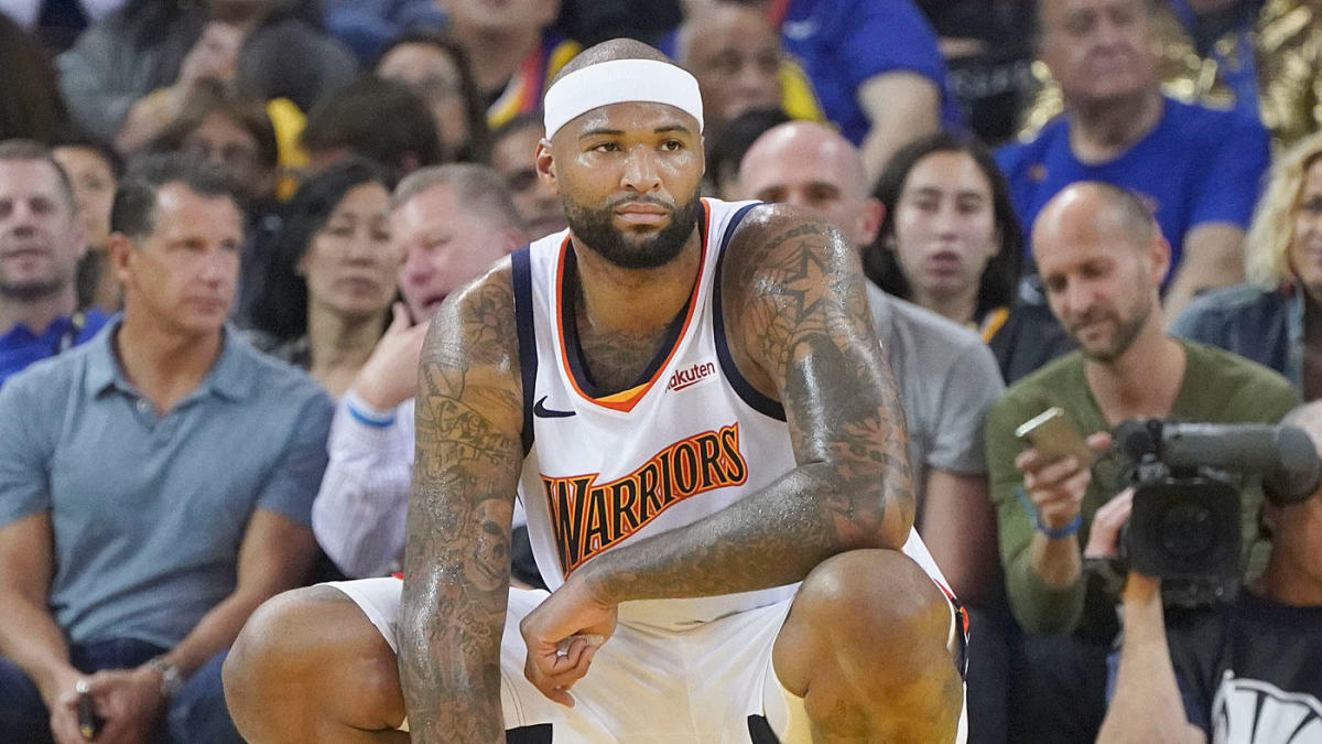 sneakers for cheap 2fc9b b3e75 DeMarcus Cousins injury timeline: How the former All-Star ...