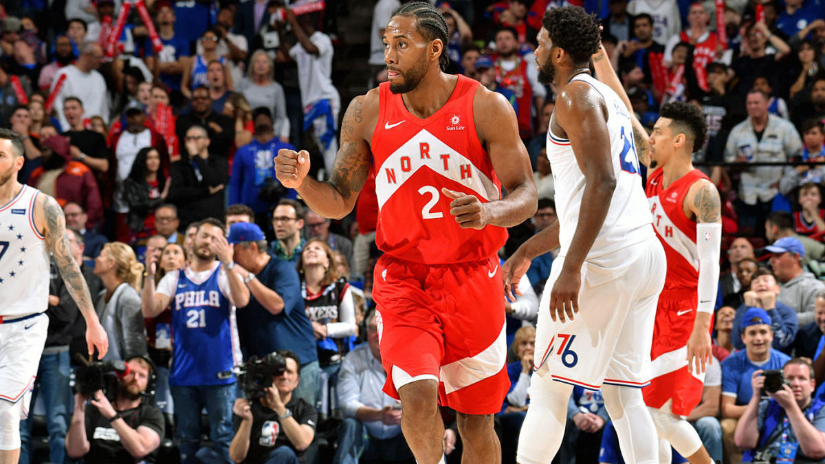 NBA Playoffs 2019: Kawhi Leonard saves an entire era of Raptors history with Game 4 win