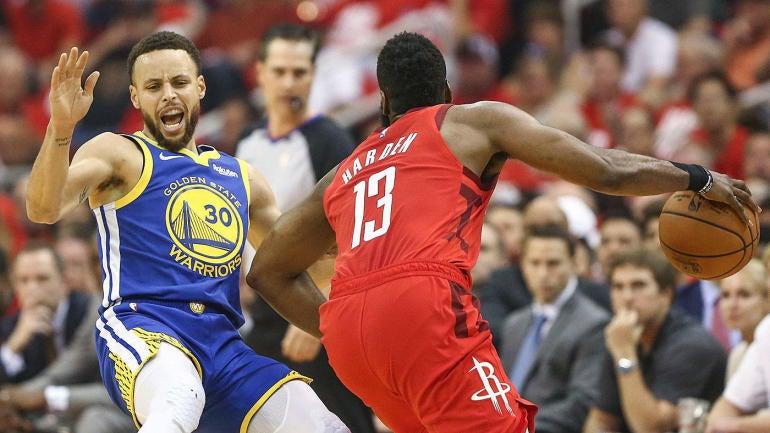 2019 NBA Playoffs: Watch Warriors Vs. Rockets Game 4, Live