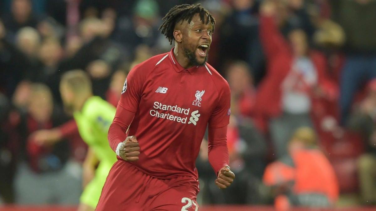 36ab97c880d Liverpool vs. Barcelona score: Reds pull off monumental Champions League  comeback, advance to final - CBSSports.com