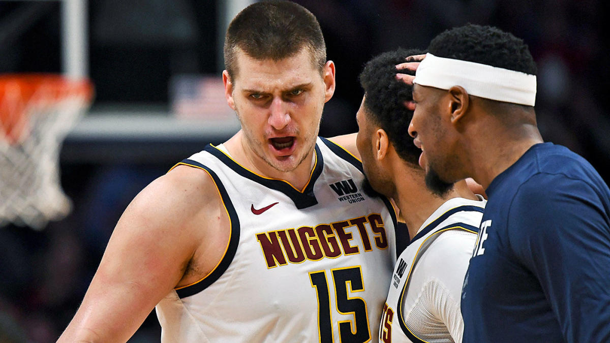 Trail Blazers vs Denver Nuggets   NBA Betting Odds and