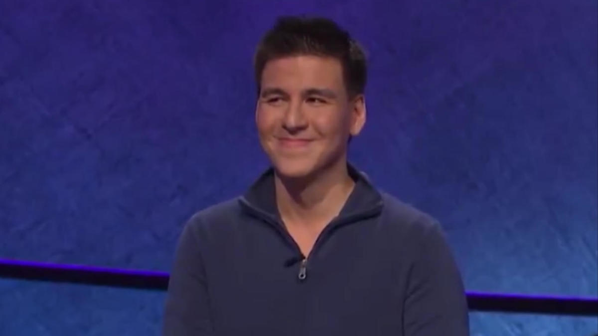 James Holzhauer, 'Jeopardy!' star and sports gambler, likes a Patriots-Rams Super Bowl rematch