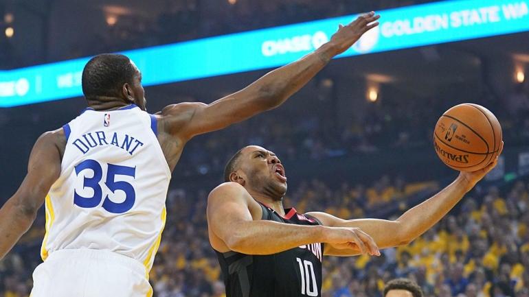 NBA Playoffs 2019: Watch Warriors Vs  Rockets Game 5, live