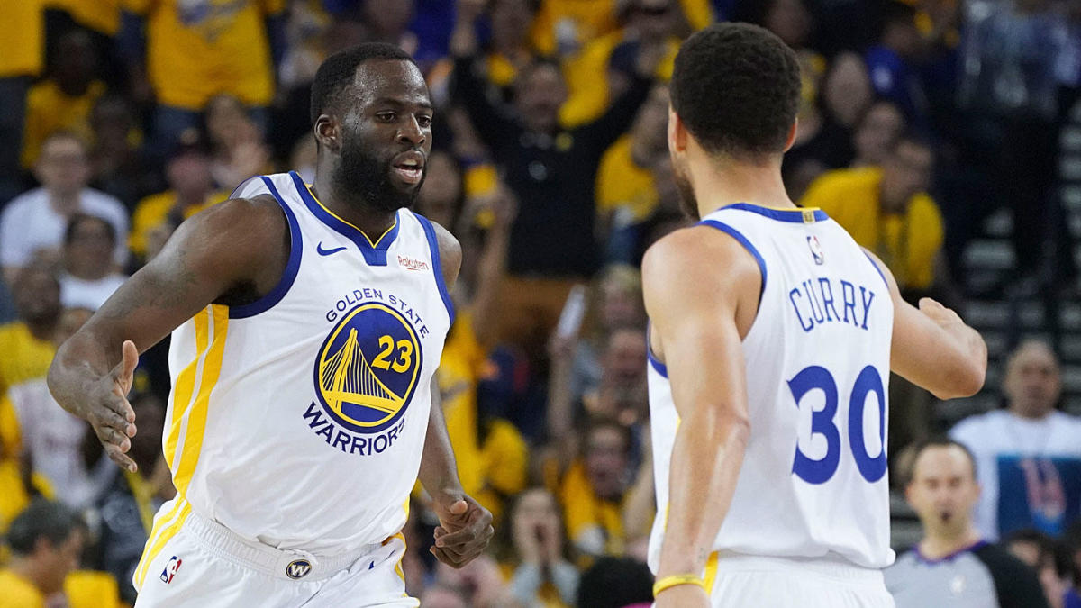 bb33253488db NBA Playoffs  Stephen Curry says Warriors embracing chance to  step up  in  place of injured Kevin Durant vs. Rockets - CBSSports.com