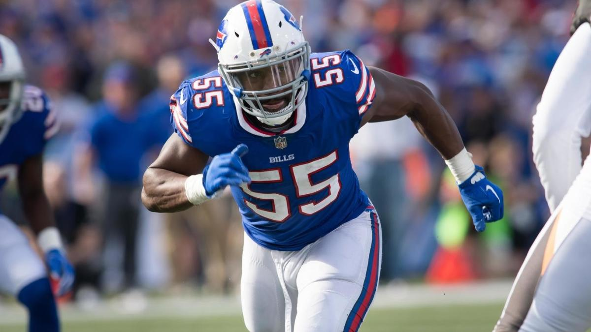 NFL rules Bills did not violate injury reporting policy with Jerry Hughes, who played with wrist injury