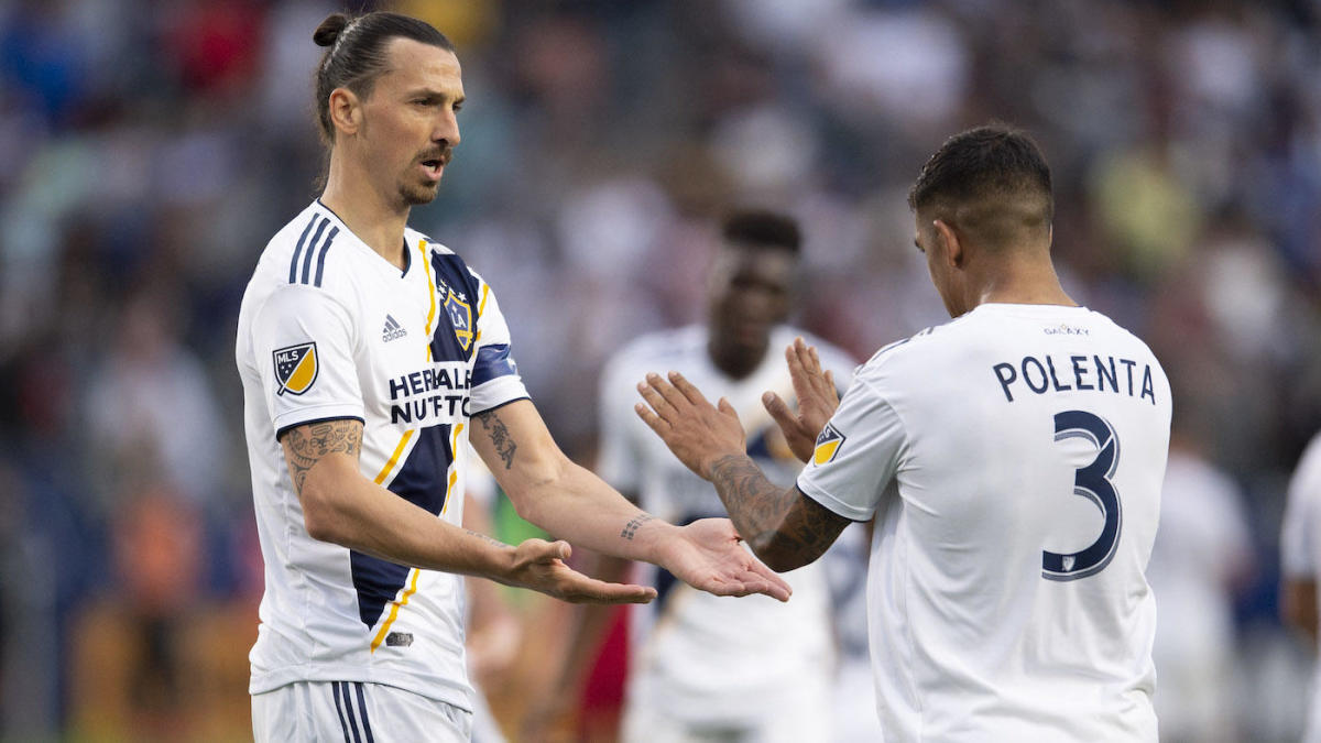 MLS Playoffs 2019 scores: Ibrahimovic has off night, but Galaxy advance to take on LAFC