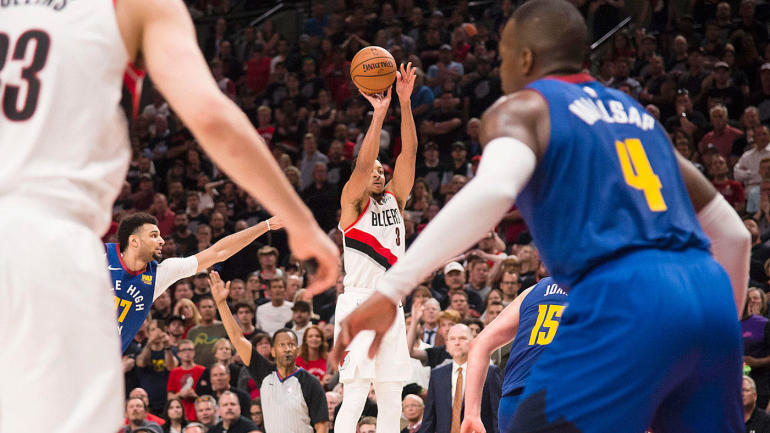 Warriors vs. Blazers live stream: Watch NBA playoffs Game ...